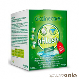 Alkaline Care PH LUSH 15 sobres