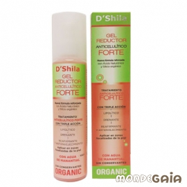 DSHILA GEL REDUCTOR ANTICELULITICO FORTE 200 ML.