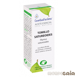 Esential Aroms  ACEITE ESENCIAL TOMILLO SATUREOIDES 10 ml