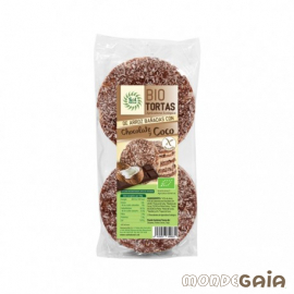 Sol Natural TORTAS ARROZ CHOCO COCO 100 G