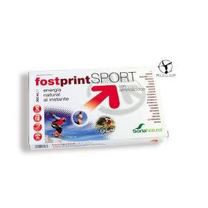 Soria Natural FOSTPRINT SPORT